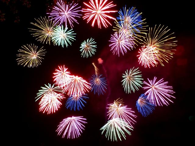 すべての折り紙 夏の折り紙 簡単 : 夏の折り紙】花火の折り方と ...