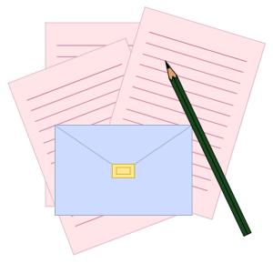 退職祝いの手紙